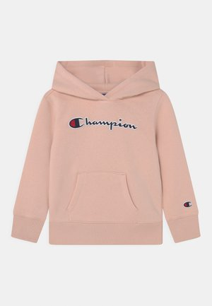 LOGO HOODED UNISEX - Sweatshirt - light pink