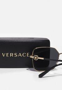 Versace - Sunglasses - matte gold-coloured - 3
