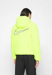 Nike Sportswear - CORE  - Light jacket - volt/black - 2