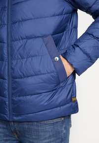G-Star - ATTACC QUILTED JACKET - Veste mi-saison - imperial blue - 5