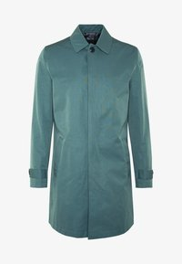 River Island - AIRFORCE CAR - Trenchcoat - blue - 4