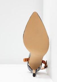 Public Desire - KENDI - Sandály na vysokém podpatku - black - 6
