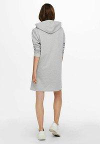 ONLY - Day dress - light grey melange - 2