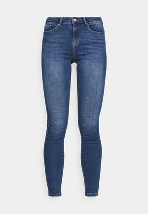 ONLPAOLA LIFE - Vaqueros pitillo - medium blue denim