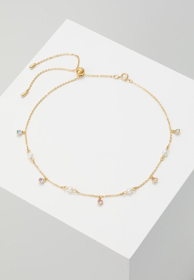 Swarovski - NO REGRETS NECKLACE DANGLING - Necklace - light multi