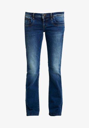 VALERIE - Jeans Bootcut - ikeda wash