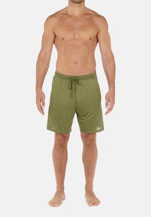 COCOONING - Surfshorts - khaki green