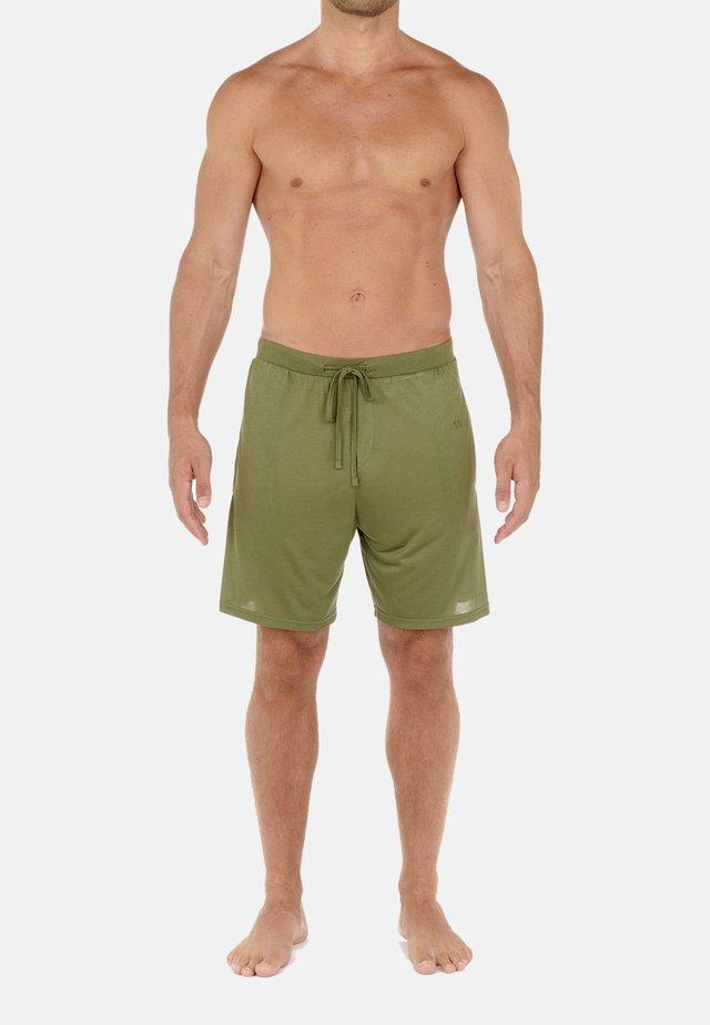 COCOONING - Zwemshorts - khaki green