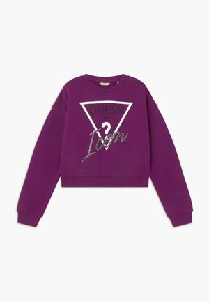 JUNIOR MIDI ACTIVE ICON - Sweatshirt - new plum light