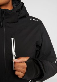 CMP - WOMAN JACKET ZIP HOOD - Ski jas - nero - 6