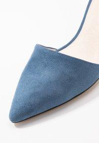 Bianco - BIADIVIVED - Klassiske pumps - light blue - 2