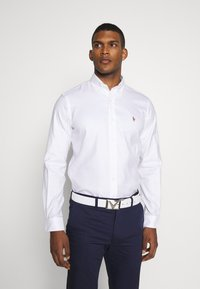 Polo Ralph Lauren Golf - LONG SLEEVE  - Camicia - white - 0