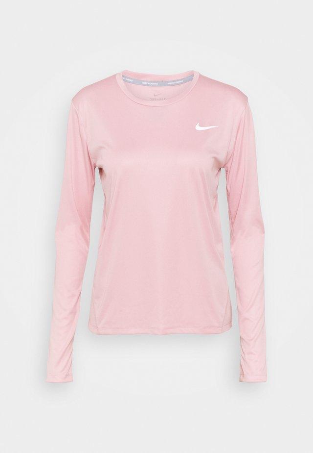 MILER - Sportshirt - pink glaze/silver
