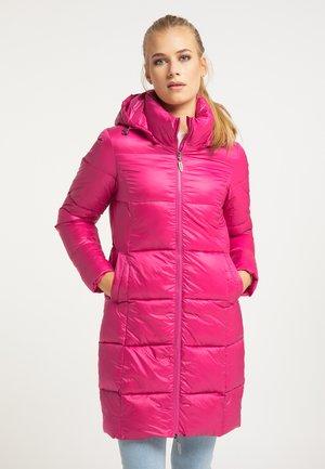 Winter coat - kirsche