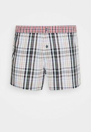 PRINT - Boxer shorts - dark blue