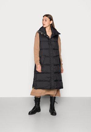 KACEY VEST - Waistcoat - black