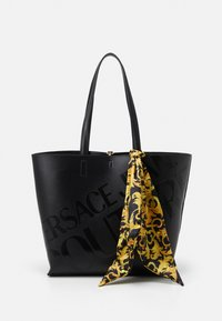 Versace Jeans Couture - THELMA BAG SET - Shopping bag - nero - 1