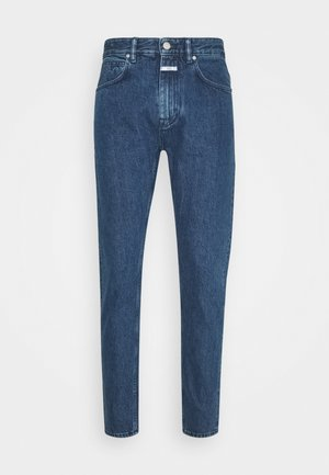 EXCLUSIVE COOPER - Slim fit jeans - blue