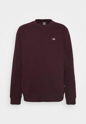 Sweatshirt - maroon