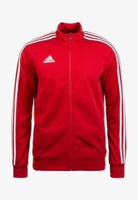 adidas Performance - TIRO 19 CLIMALITE TRACKSUIT - Training jacket - red - 0