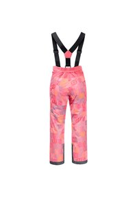 Jack Wolfskin - Snow pants - coral pink all over - 1