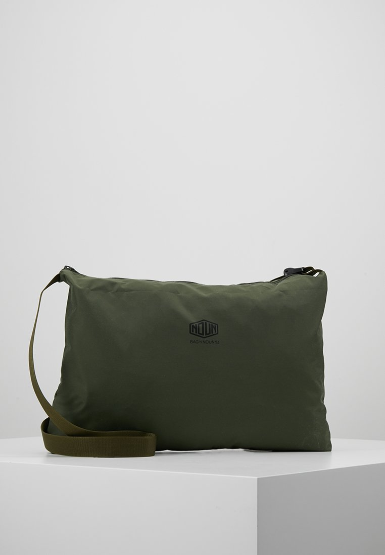 Bag N Noun - NOUN POST - Across body bag - dark green