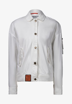 SUNDECK - Summer jacket - white