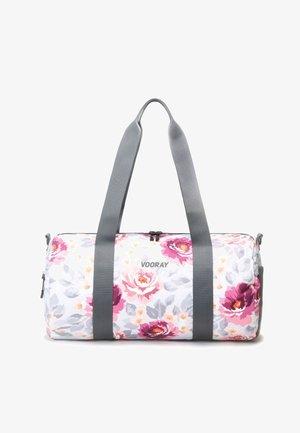 BARREL - Sportovní taška - peony