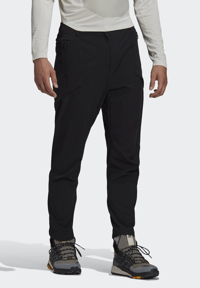 TERREX ZUPAHIKE TROUSERS - Trousers - black
