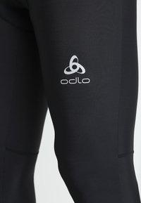 ODLO - SUSPENDERS BREEZE LIGHT - Leggings - black - 4