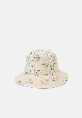 BUCKET HAT - Cap - tan