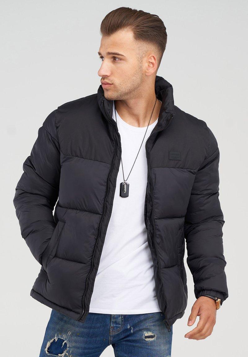 Jack & Jones - MIT - Winter jacket - black