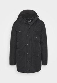 Schott - HARRISS - Winter coat - black - 5