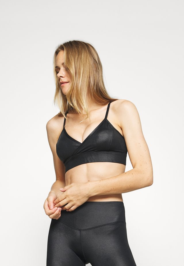 ADAPTATION BRALETTE - Sport-bh met light support - black