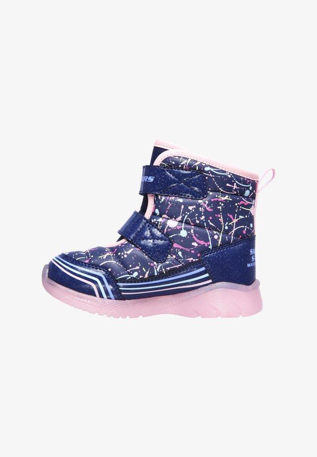 ILLUMI-BRIGHTS POWER PAINT - Winter boots - blau