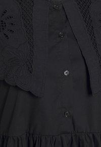 Vero Moda Tall - VMELLA DRESS VIP - Shirt dress - black - 2