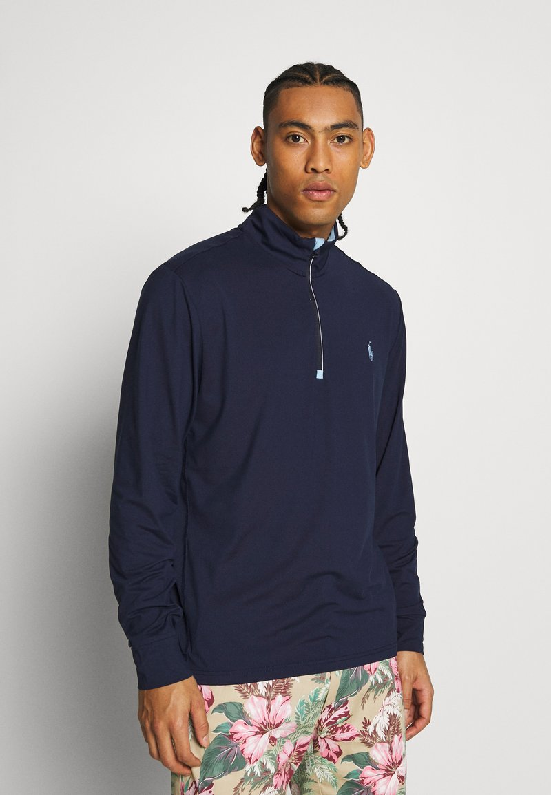 Polo Ralph Lauren Golf - LONG SLEEVE - Top s dlouhým rukávem - french navy