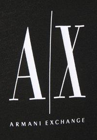 Armani Exchange - Long sleeved top - black - 6