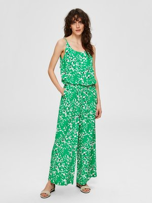 JUMPSUIT RAFFTAILLEN - Jumpsuit - bright green