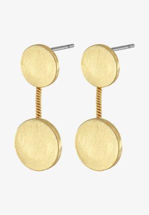 THEIA MULTI DOT - Korvakorut - gold plating