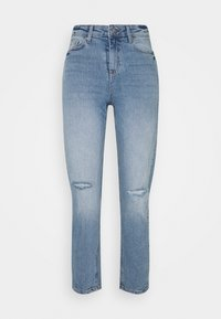 b.young - BYLOLA BYKAMILLE - Relaxed fit jeans - ligth blue denim - 0