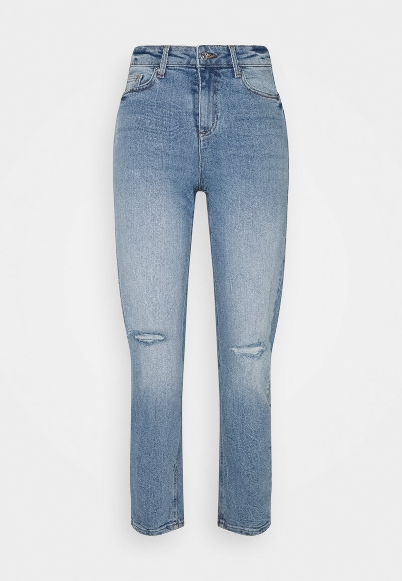 b.young - BYLOLA BYKAMILLE - Relaxed fit jeans - ligth blue denim
