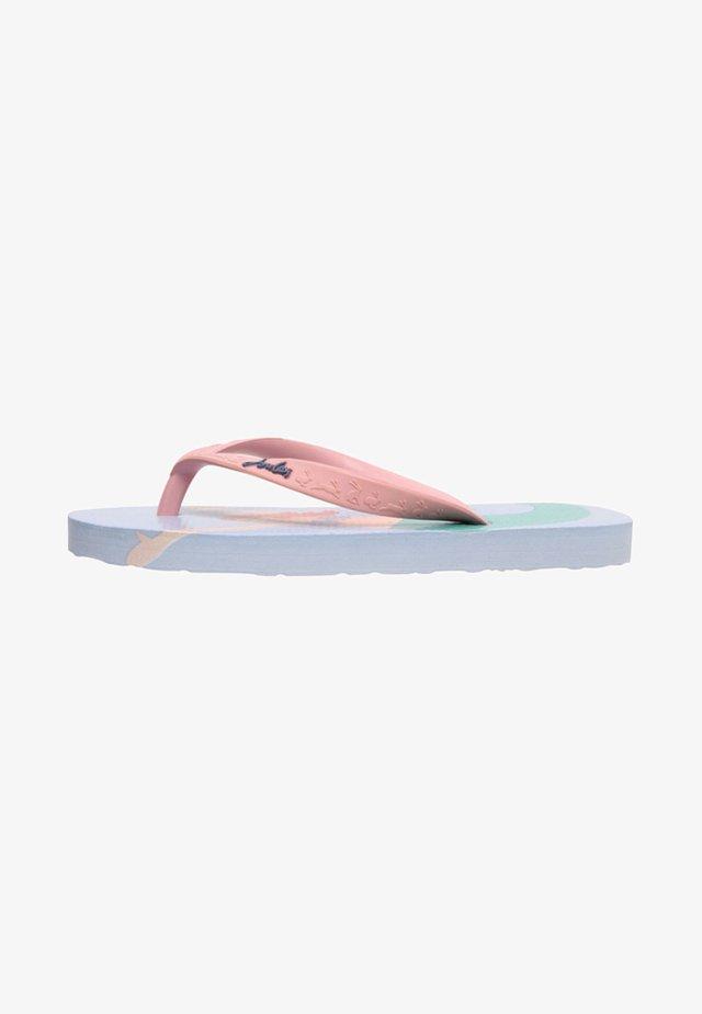 JUNIOR - T-bar sandals - blue mermaid