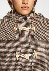 Alexa Chung - BLYTON DUFFLE COAT - Classic coat - brown/camel/rust/navy/green - 7