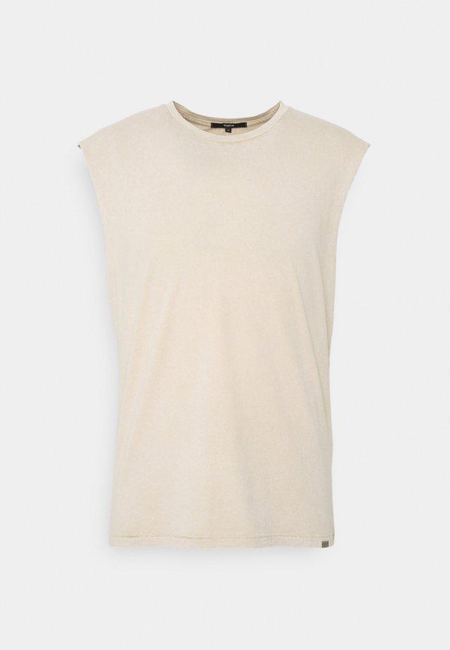 RAMIS - T-shirt basique - vintage sand