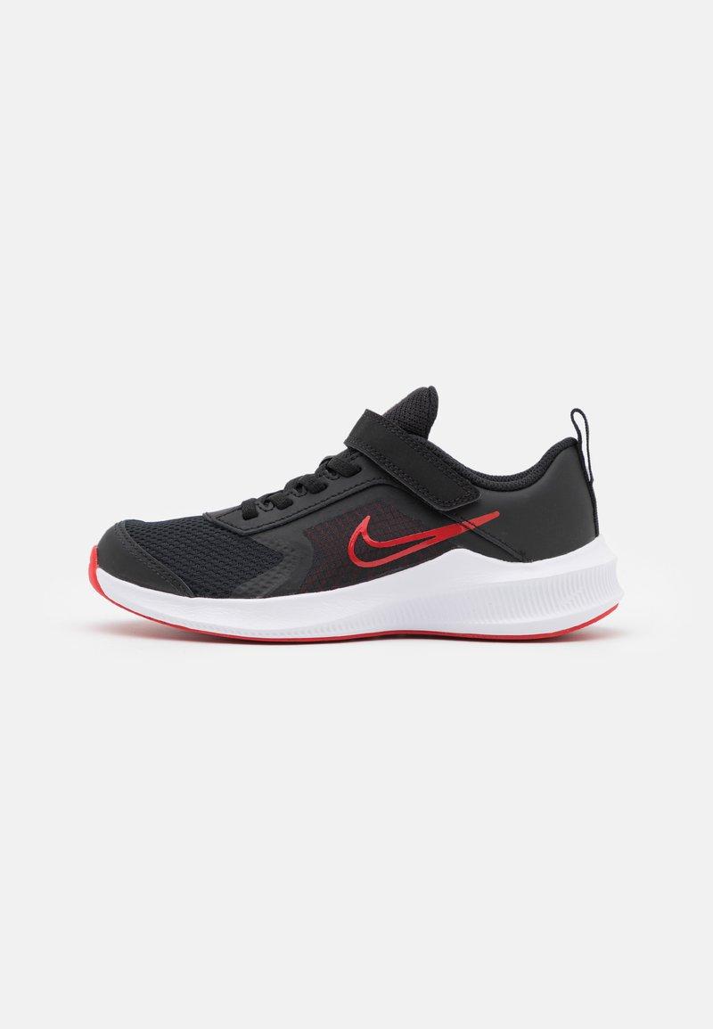 Nike Performance - DOWNSHIFTER 11 UNISEX - Chaussures de running neutres - black/universe red/dark smoke grey/white