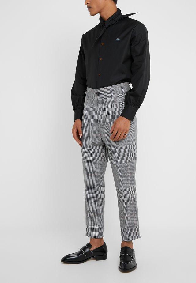 Pantalon classique - prince of wales
