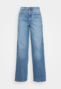 Wrangler - WORLD WIDE - Relaxed fit jeans - light blue denim - 4