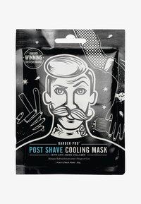 Barber Pro - POST SHAVE COOLING MASK 30G - Face mask - - - 0