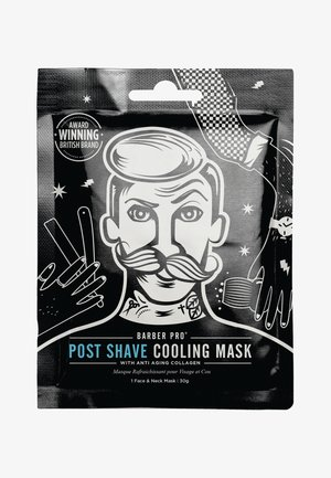 POST SHAVE COOLING MASK 30G - Face mask - -